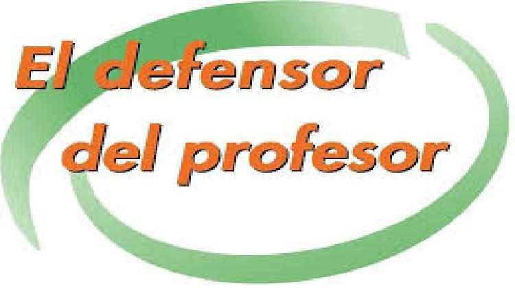 defensordelprofesor